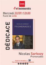 Furet du Nord Lille - Dédicace - 22/09/2021