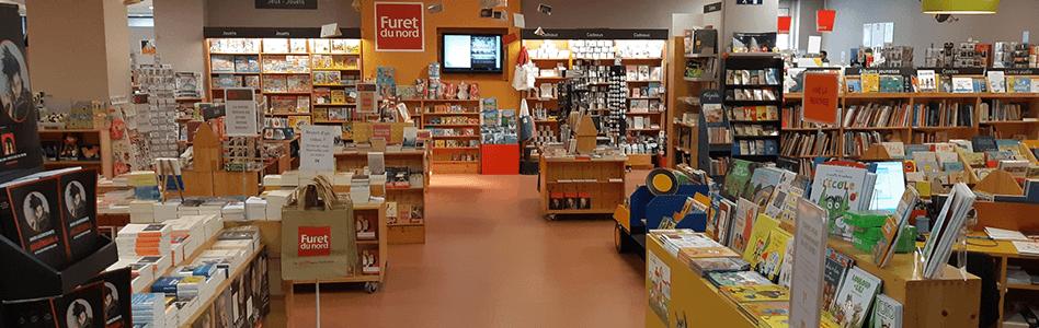 Librairie Furet du Nord Louvain-la-Neuve