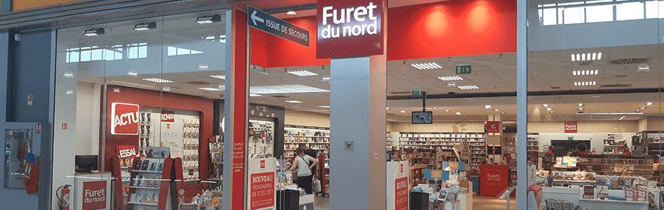 Librairie Furet du Nord Louvroil