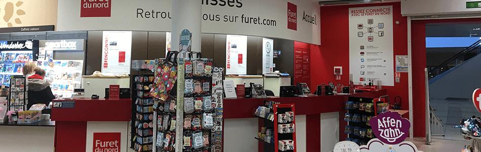 Librairie Furet du Nord Dunkerque