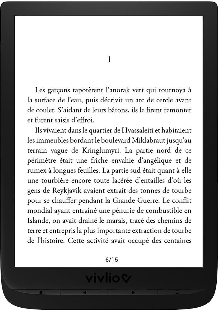 Liseuse Inkpad 3