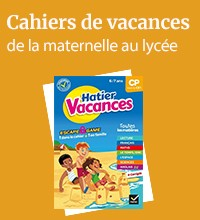 Cahiers de vacances