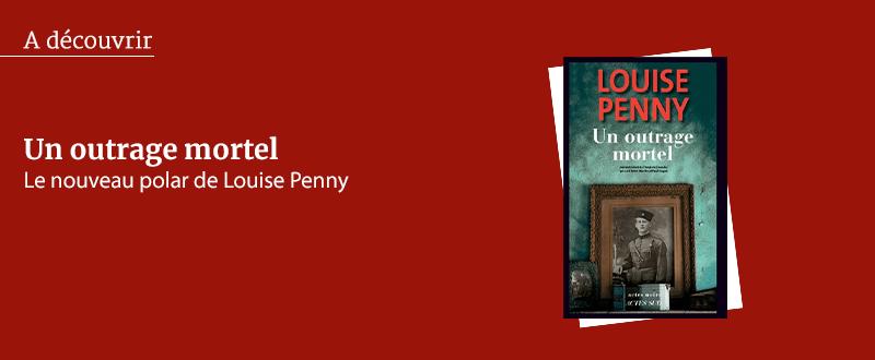 Nouveauté Louise Penny