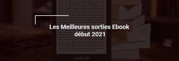 Meilleures sorties ebook début 2021